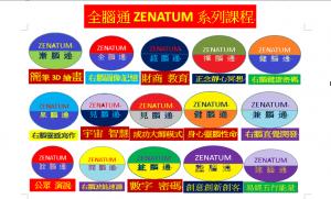 全腦通ZENATUM系列課程ABC