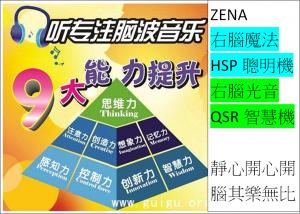 9大提升孩童腦力的ZENA腦波耳機