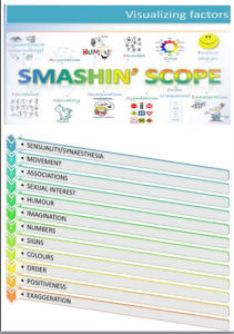 SMASHINSCOPE12記憶要素
